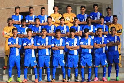 India U16 6-0 GFL Enterprise