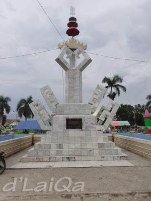 Tugu Alun-Alun Pendopo Pringsewu