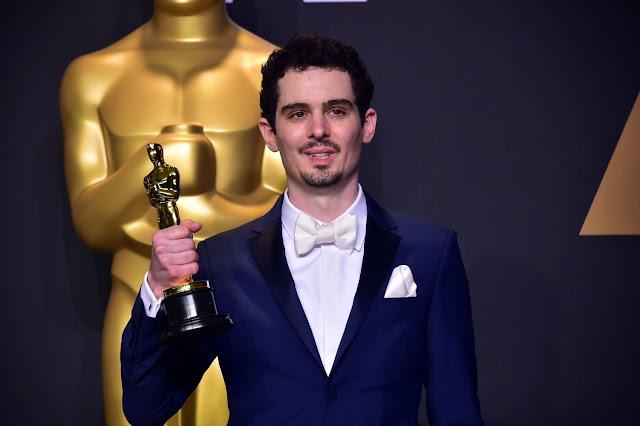 Damian Chazelle el ganador a Mejor Director del año 2017