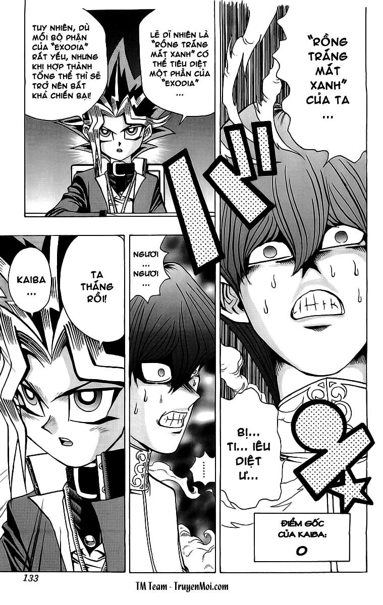 YUGI-OH! chap 39 - trận chiến kết thúc trang 22