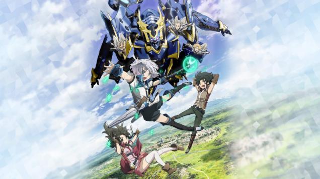 Knight's & Magic Daftar Anime Isekai Terbaik ( Tokoh Utama Masuk Dunia Lain )