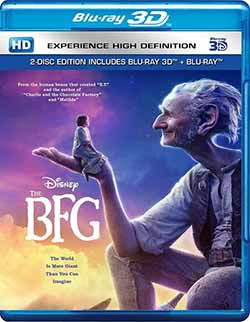 The BFG 2016 Hindi Dubbed 300MB ENG BluRay 480p