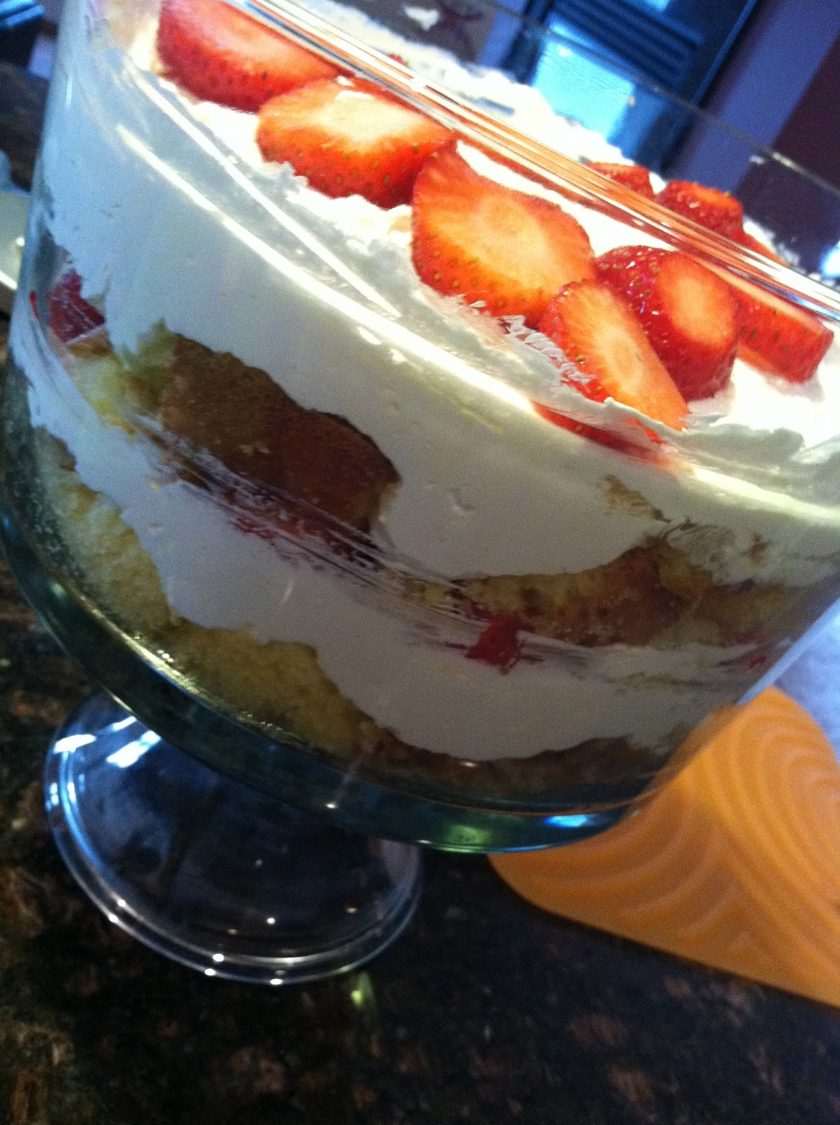 Deen Strawberry Paula Shortcake