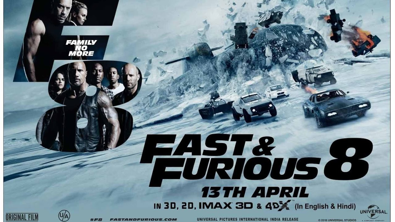 The Fate of the Furious [Velocidade Furiosa 8]