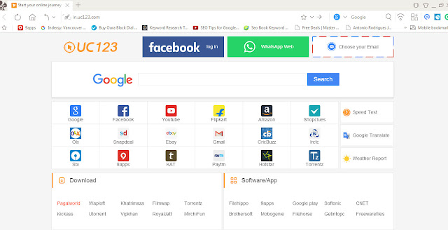 Download FREE UC Browser for Windows 10,8.1,8,7,Vista,XP ... Uc Browser For Windows 7