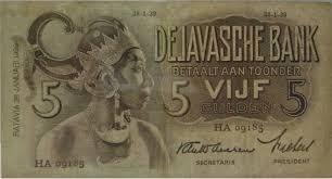 mata uang jawa diterbitkan pada masa peralihan Jepang
