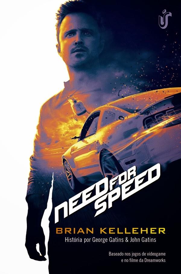Need for Speed, livro, filme, sinopse