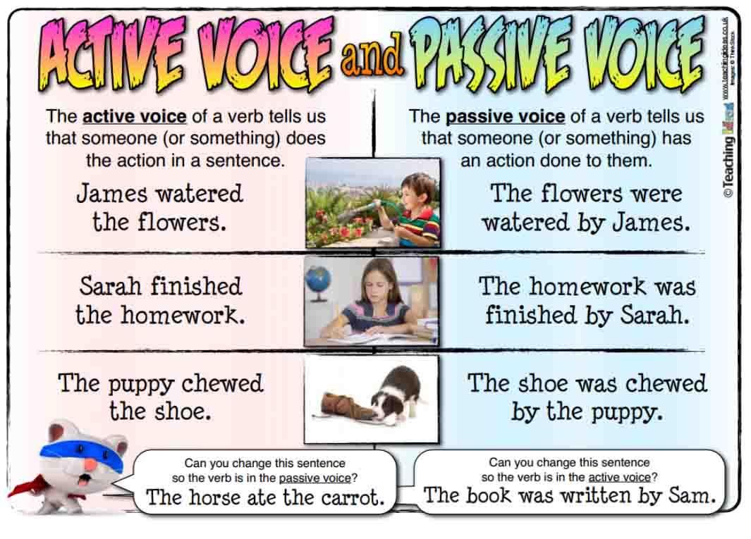 contoh soal essay passive voice dan jawabannya