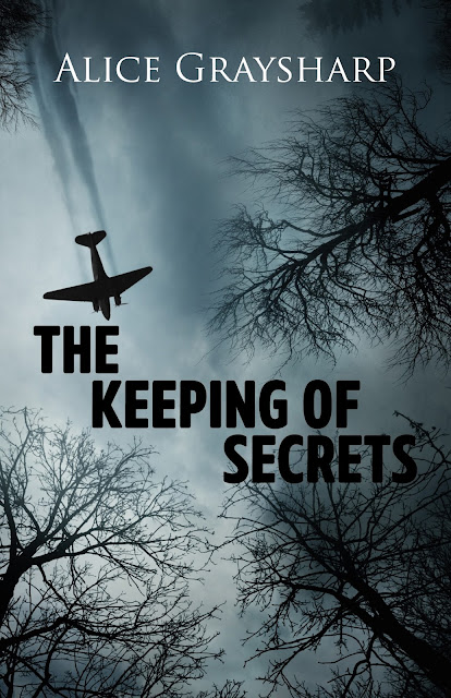 the-keeping-of-secrets, alice-graysharp, book