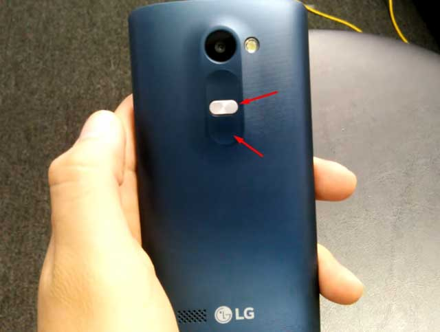 How to Hard Reset LG LS665 Tribute 2
