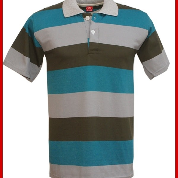 ADR048 Kaos Block Grey Polo Tosca Import BMGShop