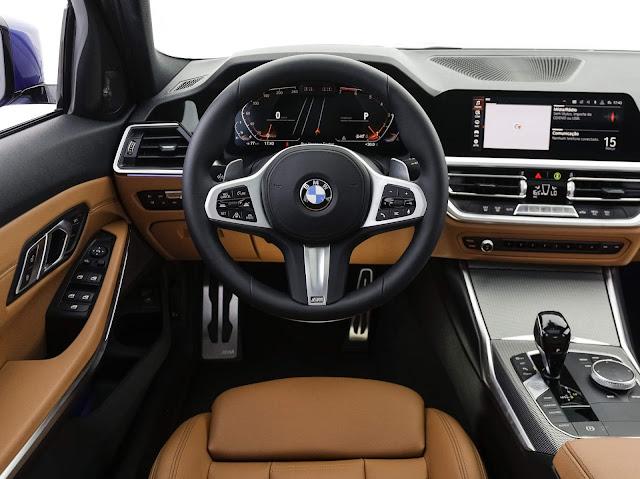 Novo BMW 330i MSport - Brasil - Preço