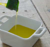 Huile d'olive - Masque cheveux