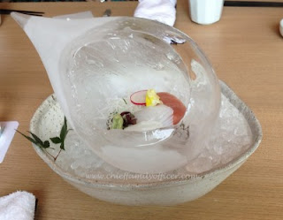 Sashimi Ice Bowl