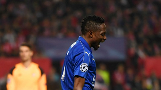 Leicester City Boss Expect Slimani And Musa To Stay At The Club