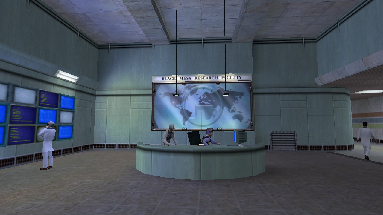 Black Mesa PC Games Gameplay