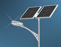 أنظمة إنارة الشوارع من الطاقة الشمسية