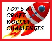 TOP 3 OVER AT ROCKET CRAFT CHALLENGES