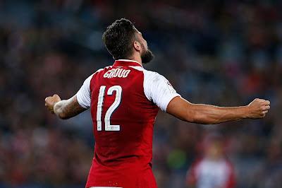 Arsenal 4-3 Leicester, Laga Memikat di Pekan Perdana EPL 2017/2018