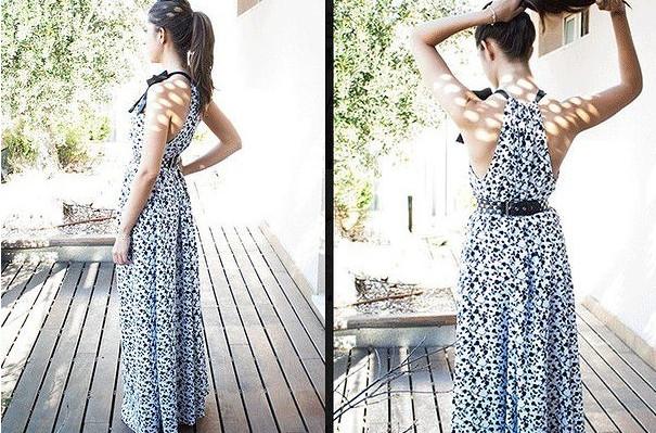 Сшить самое простое и модное платье