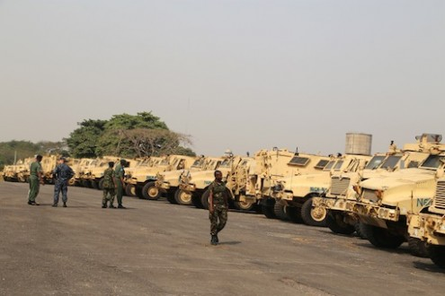 us vehicles nigeria boko haram