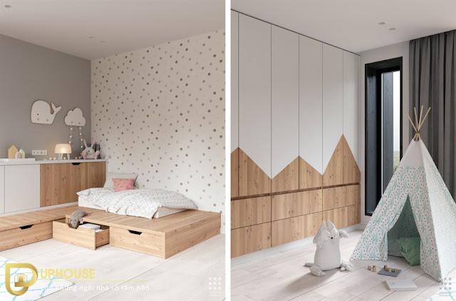 Phòng ngủ cho bé B-04