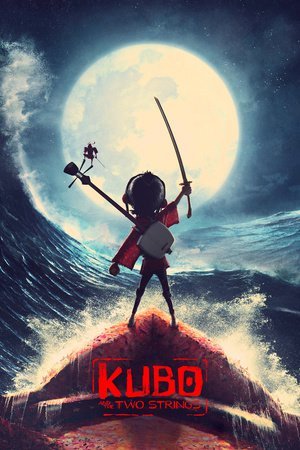 Poster Kubo and the Two Strings 2016
