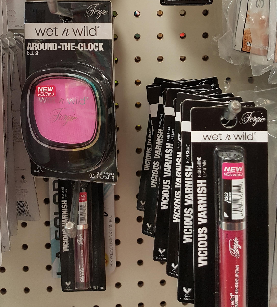 Dollar Tree Store Locator: Entire Wet N Wild Fergie Line Spotted At Dollar Tree (Plus