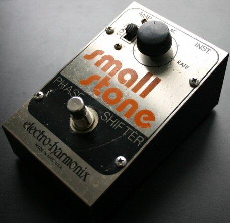 Tone Warrior Electro Harmonix Small Stone Analog Man Mods