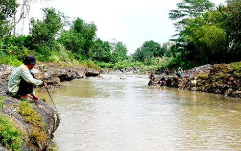 Cara Memancing Ikan Sungai Untuk Mendapatkan Ikan Besar