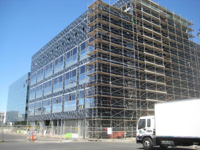 Fungsi Scaffolding Bagi Sebuah Proyek Konstruksi Bangunan