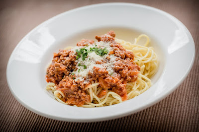 Resep Membuat chicken spaghetti spesial paling nikmat