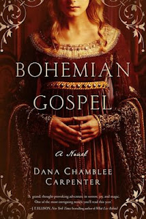 Interview with Dana Chamblee Carpenter, author of Bohemian Gospel