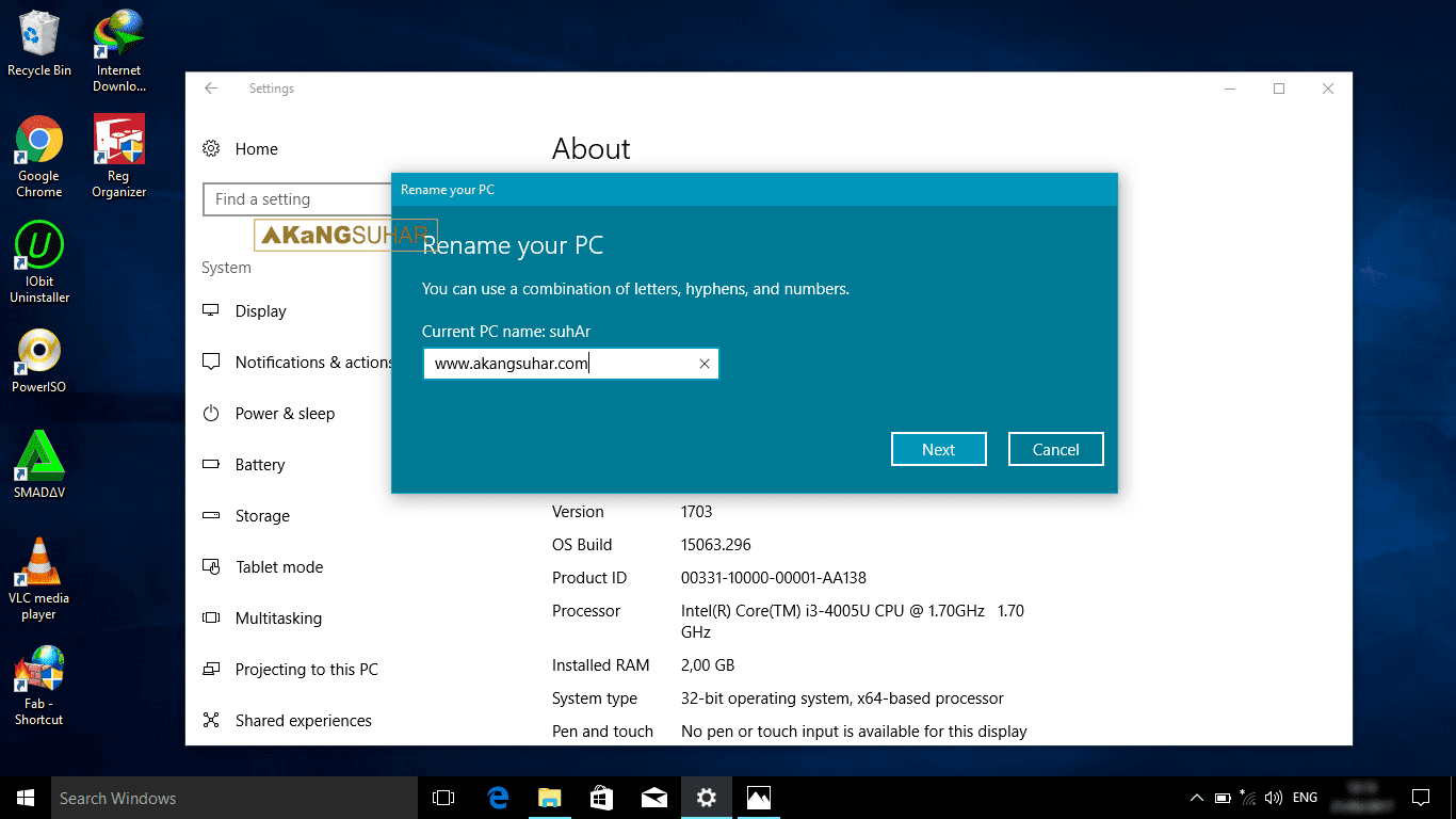 Download Windows 10 Education 1703 Creator Update RS2 MSDN Full Terbaru