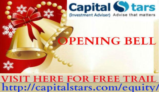 Capitalstars Updates: OPENING BELL