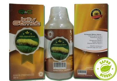 Daftar Harga Dan Cara Pemesanan QnC Jelly Gamat