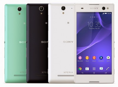 Ini Hasil Benchmark Sony Xperia C3