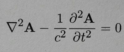 Ecuacion de Onda del potencial vectorial