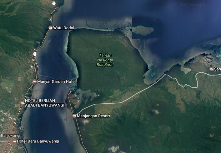 Daya Tarik Objek Wisata Taman Nasional Bali Barat Tnbb Di