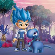 Dragon Warrior Gambar Mewarnai