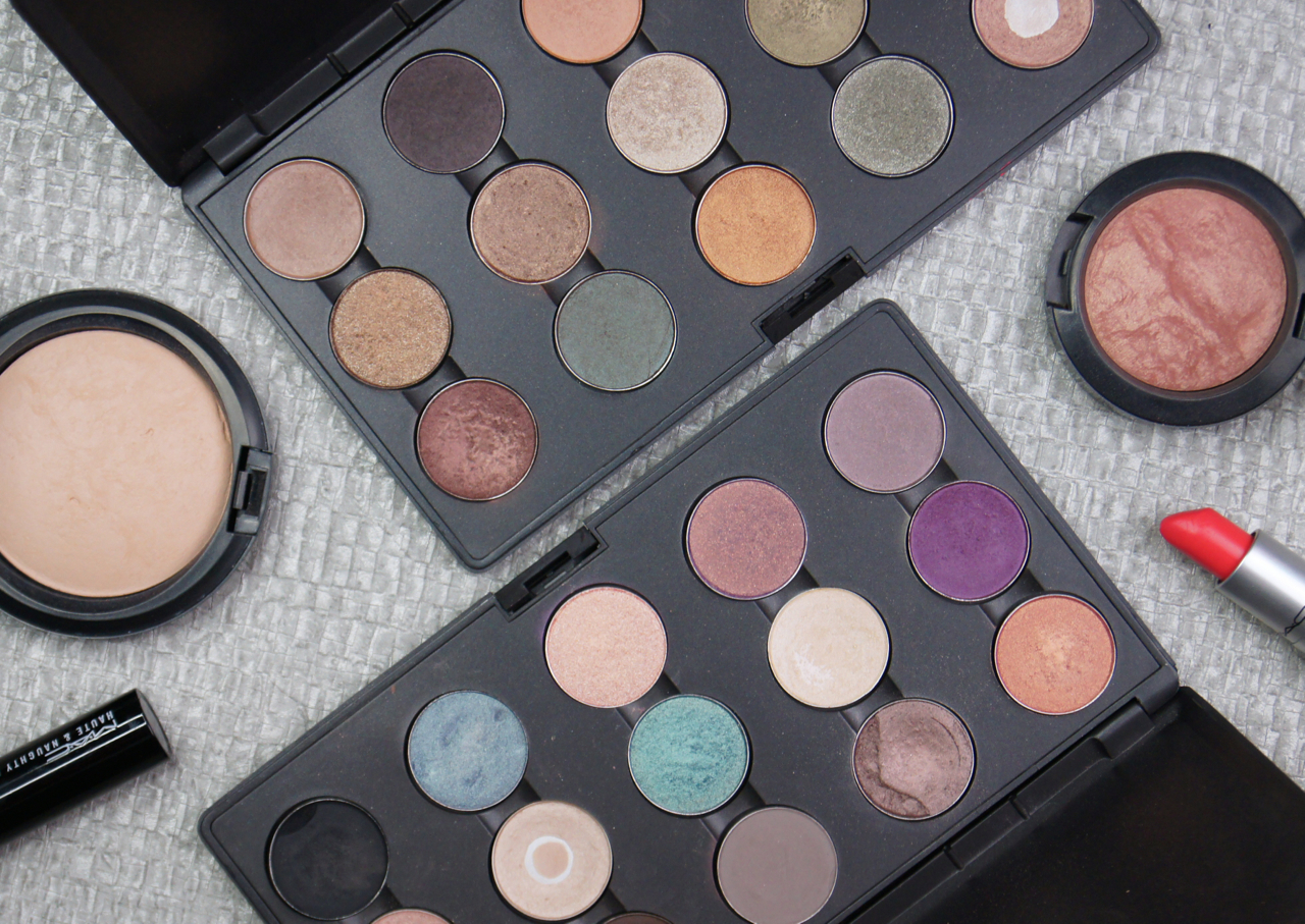 best mac cosmetics makeup eyeshadows