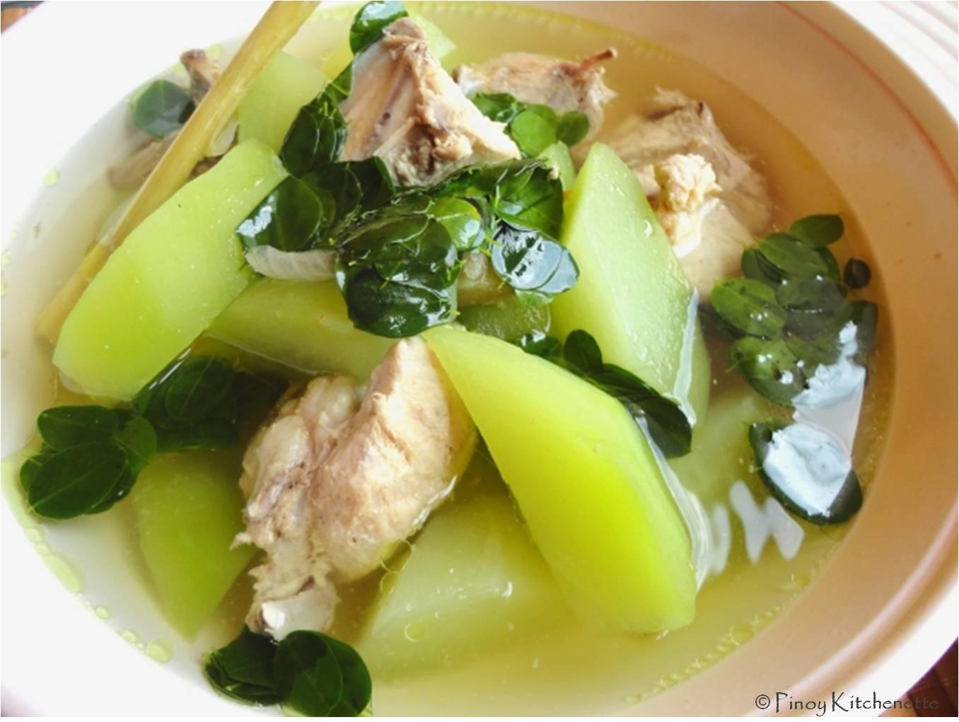 Filipino Recipe Mussel Soup (Tahong) | Magluto.com ... |Filipino Soup Dishes