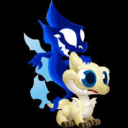 Dragon Yokai apparence de l'enfant