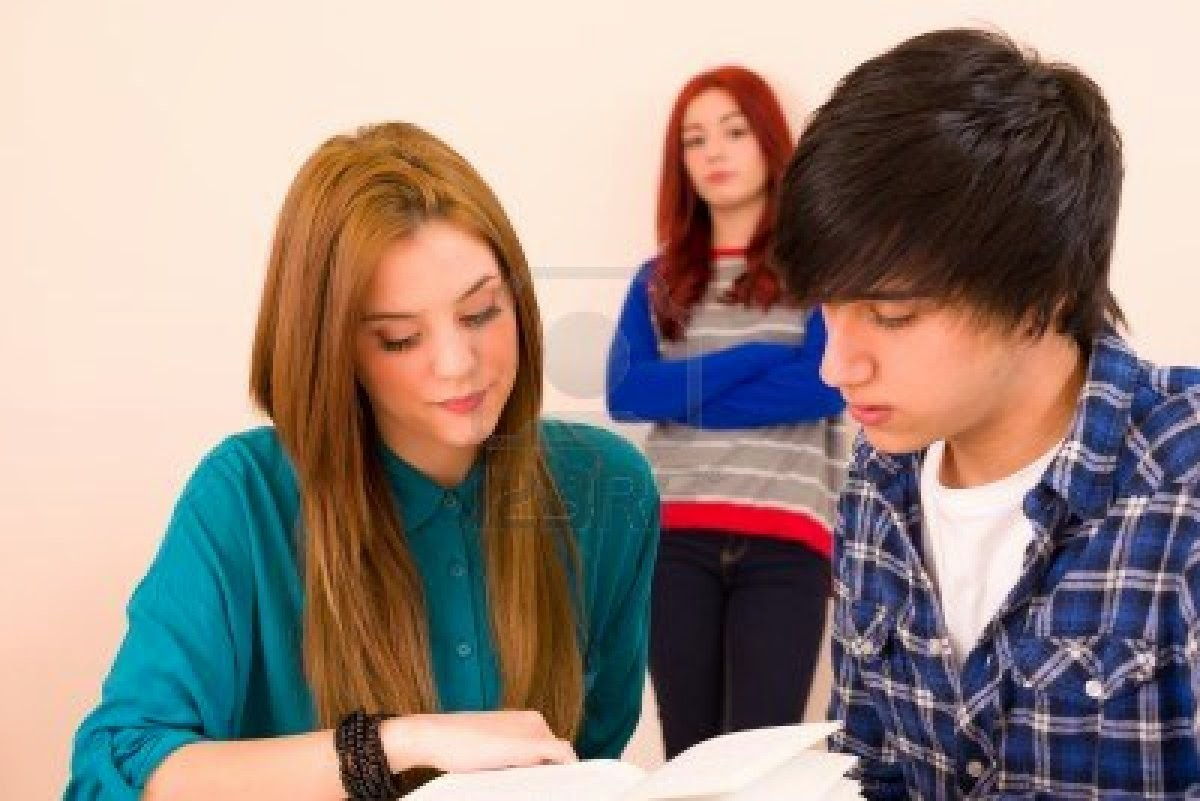 classmate relationship and jealousy