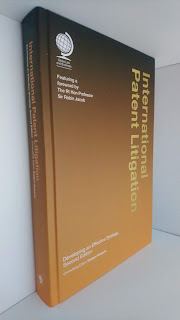 Book Review: International Patent Litigation – Developing an Effective Strategy