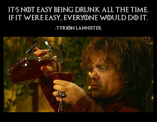 Game of Thrones: Free Printable Party Quotes.