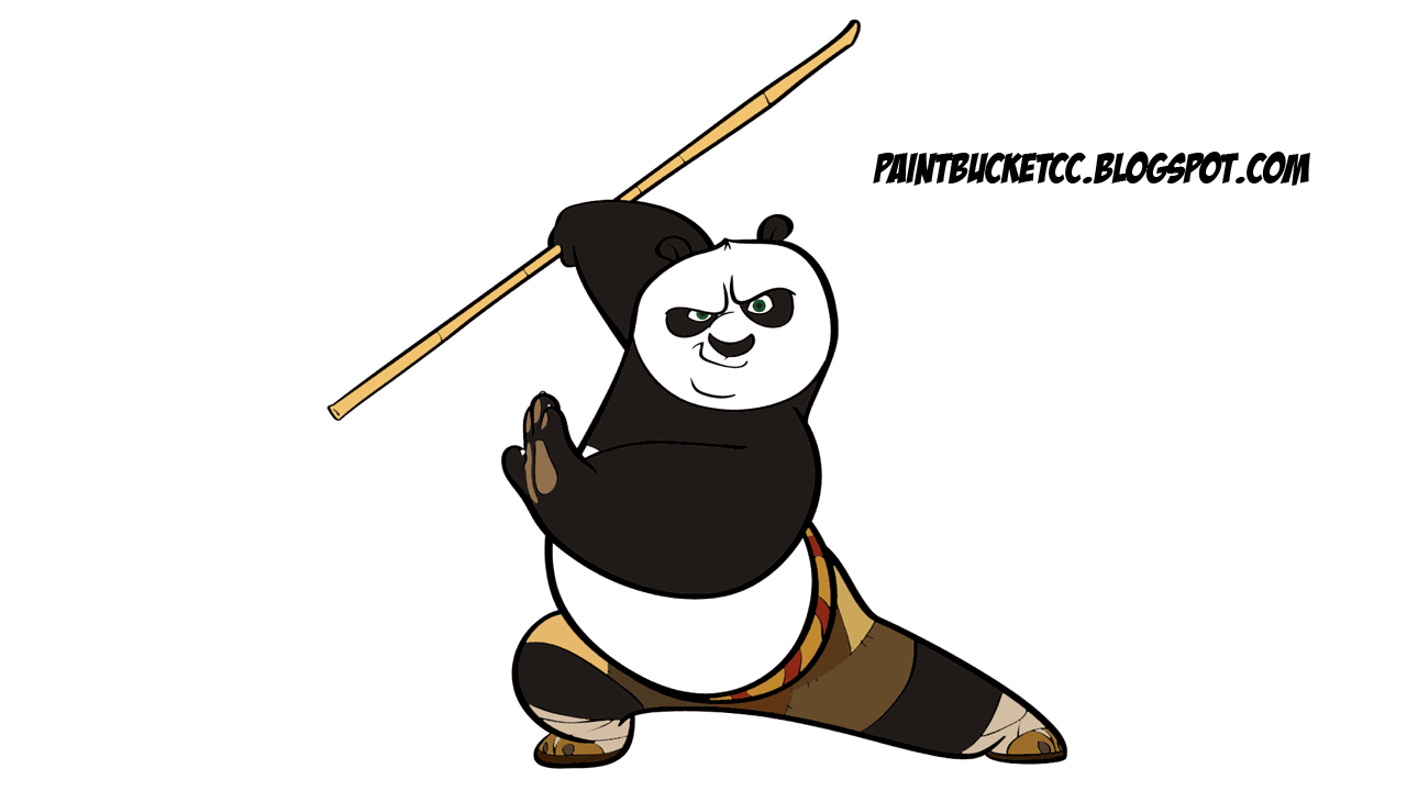 You Can Watch How I Colored In The Kung Fu Panda Coloring Page To Create Clipart On My YouTube Channel Check Previous Blog Post Stay