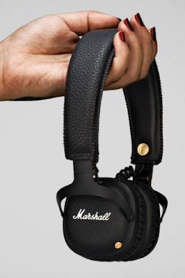 Marshall's Bluetooth headphones are a solid pair of on-ears