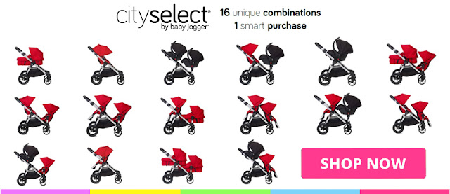 Stroller Guide, City Select Stroller