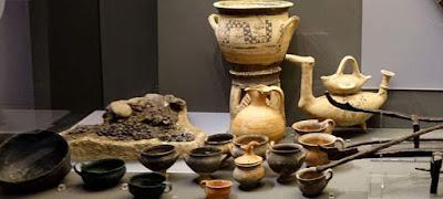 Ρέθυμνο: Εγκαινιάστηκε στον Ναό Αγίου Φραγκίσκου η προσωρινή έκθεση του Αρχαιολογικού Μουσείου